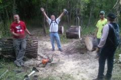 LMBC - Trail Mntnc - Bobby Celebrate